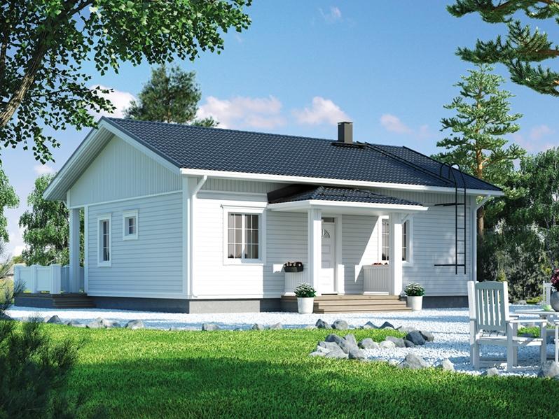Сборный дом 87